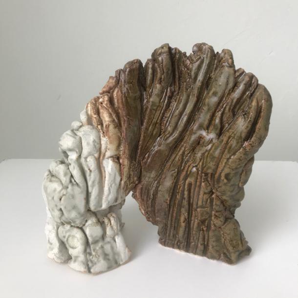 Skulptur Klippe