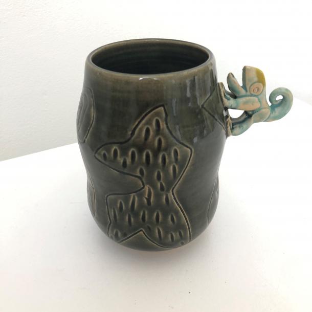 Vase med Randyr 6